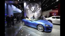 Maserati al Salone di Francoforte 2015