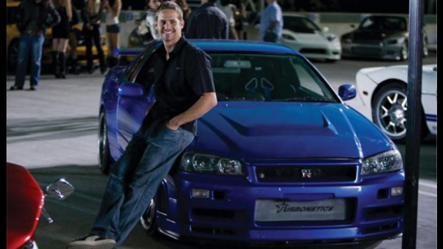 Fast and Furious, è record storico per la canzone dedicata a Paul Walker [VIDEO]