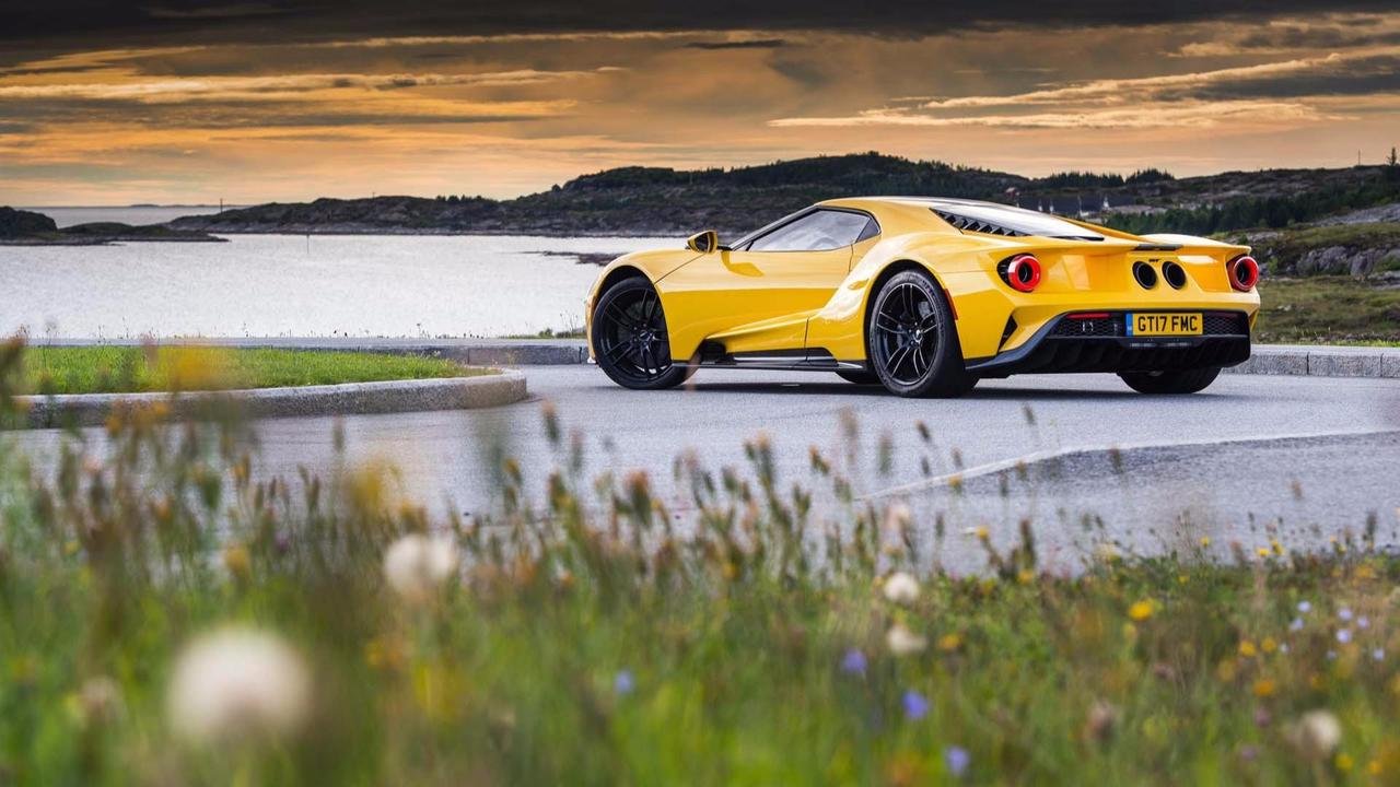 Ford GT In Norway