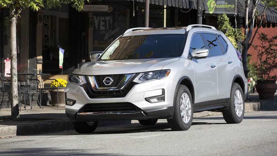 2018 Nissan Rogue Is First U.S. Model With ProPilot Assist