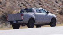 2019 Ford Ranger Spy Photo