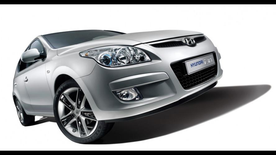 """Le Hyundai cambiano nome: si comincia a Ginevra con la """"i30"""""""