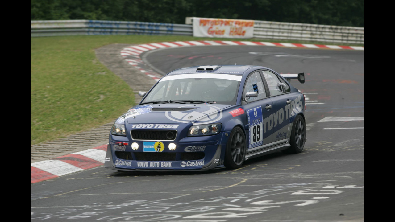 Il Bioetanolo al Nurburgring con Volvo