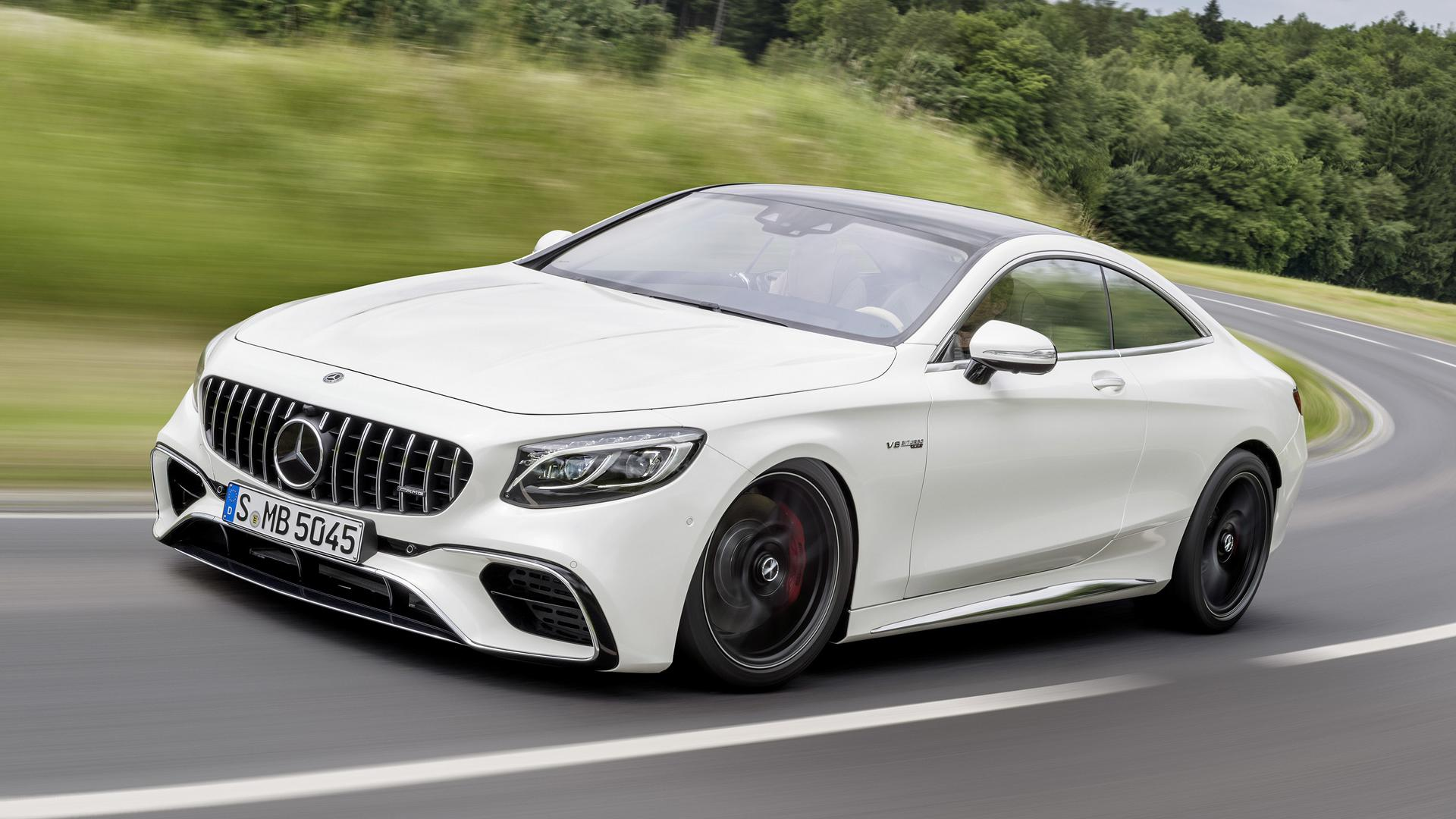 Mercedes benz s class coupe reveals its frankfurt facelift for Mercedes benz s class coupe