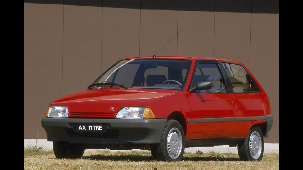 Citroën AX (1986 bis 1998)