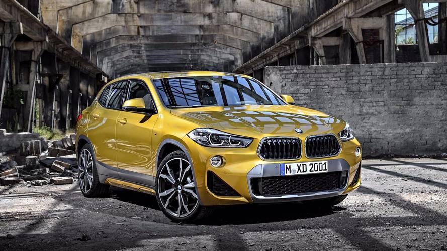 Yeni BMW X2 dikkat çekici tasarımıyla tanıtıldı!