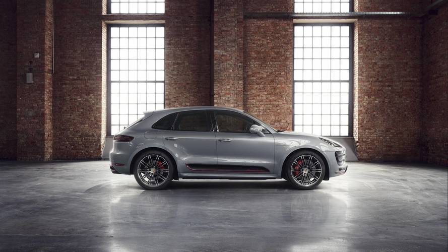 Porsche Macan Turbo Exclusive Performance Edition