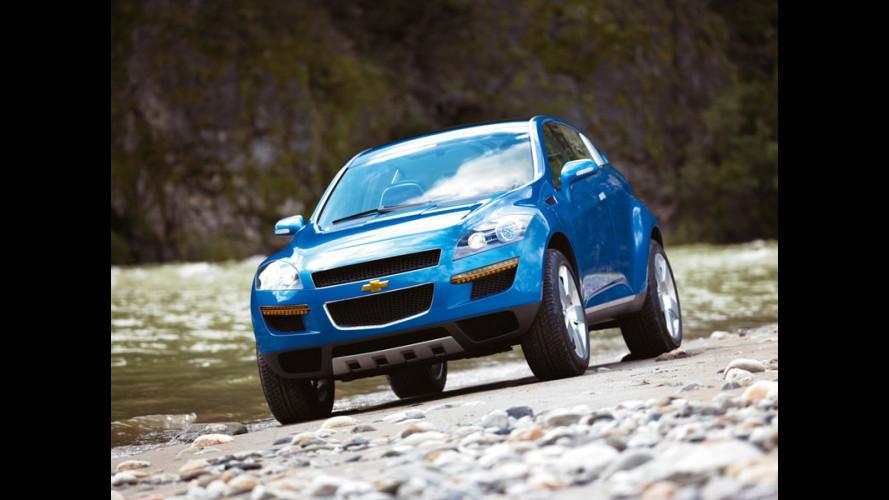Chevrolet T2X in Europa