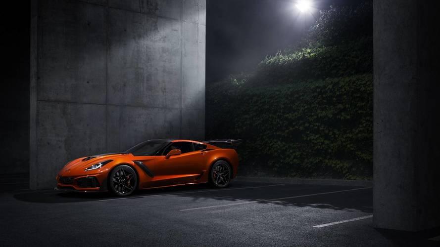 2019 Chevy Corvette ZR1 765 bg güçle geldi