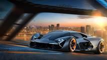 Lamborghini Terzo Millennio slider image