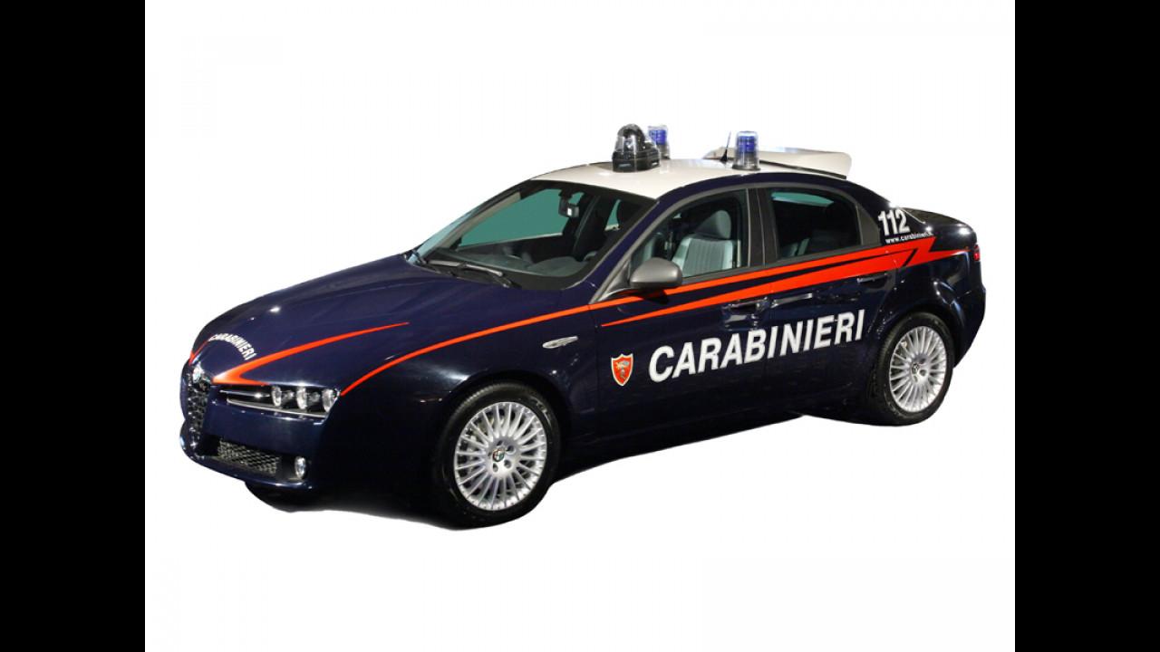 Alfa Romeo 159 (Carabinieri)