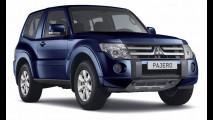 Mitsubishi Pajero restyling