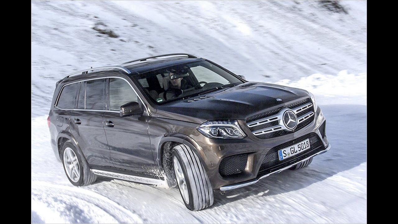 Große SUVs: Mercedes GLS