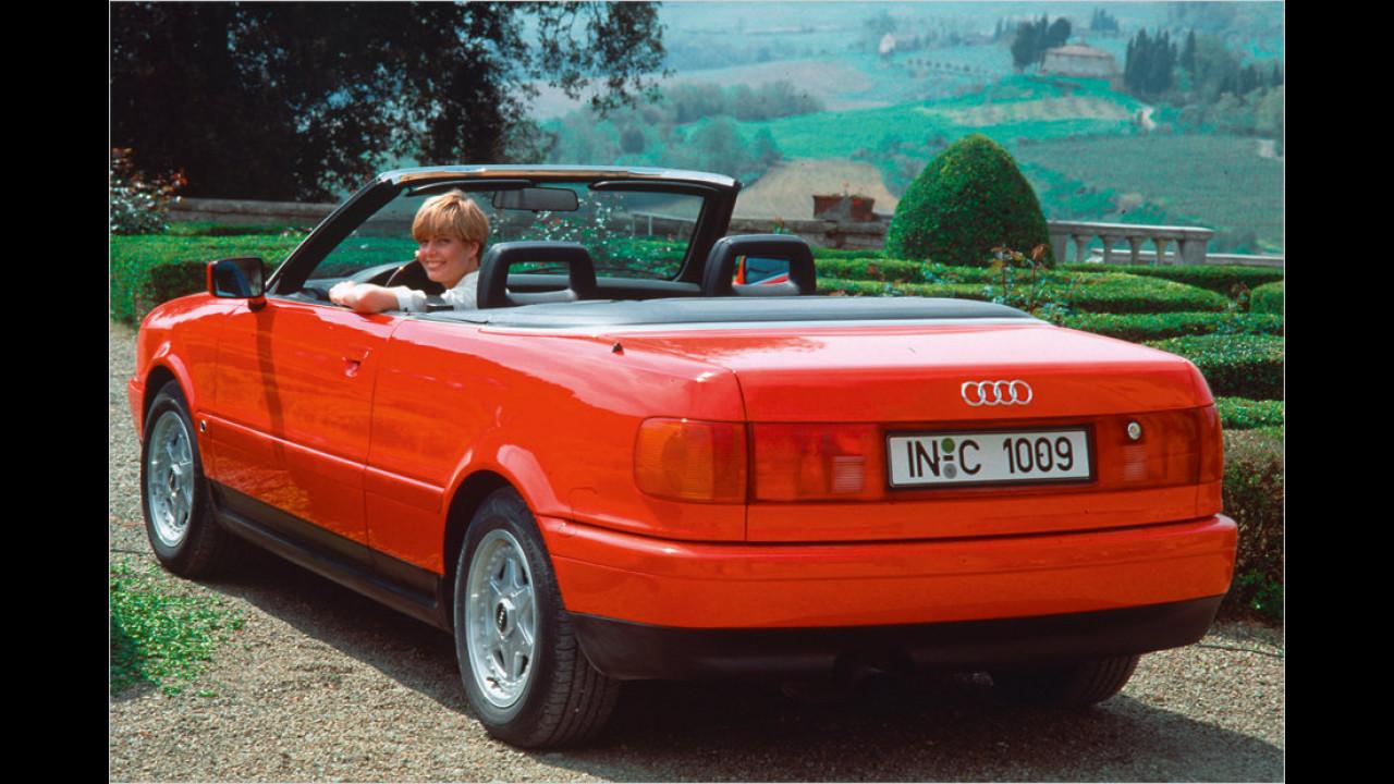 Audi Cabriolet (1991)