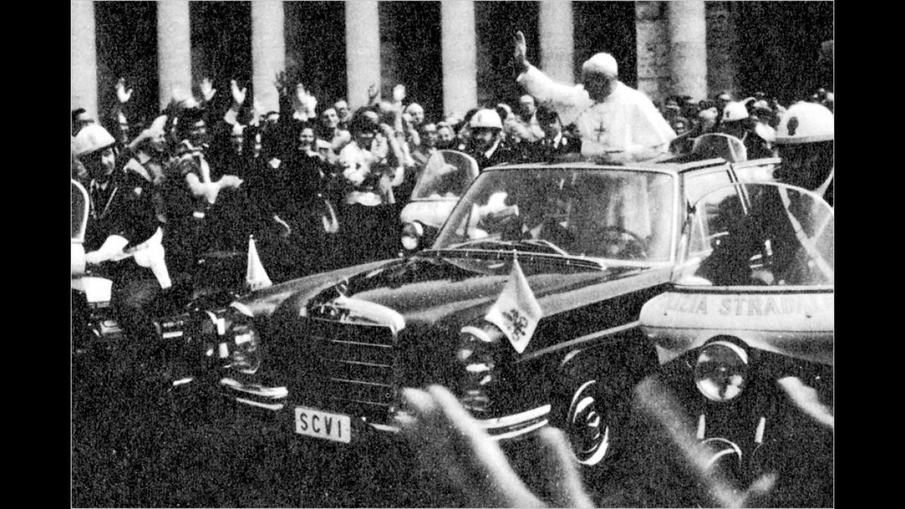 Mercedes 300 SEL Landaulet (1966)