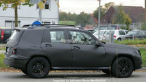 SPY PHOTOS: Mercedes GLK