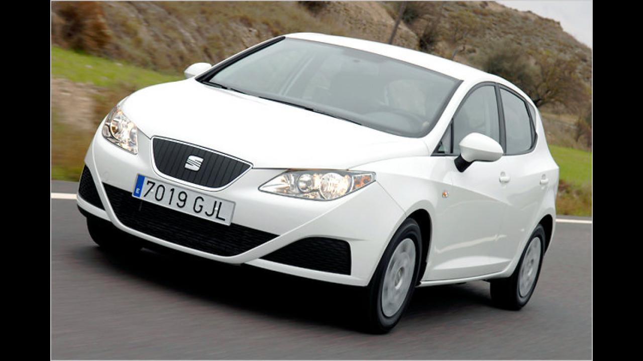 Seat Ibiza SC 1.4 TDI Ecomotive