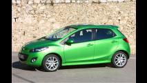 Neuer Mazda 2 im Test