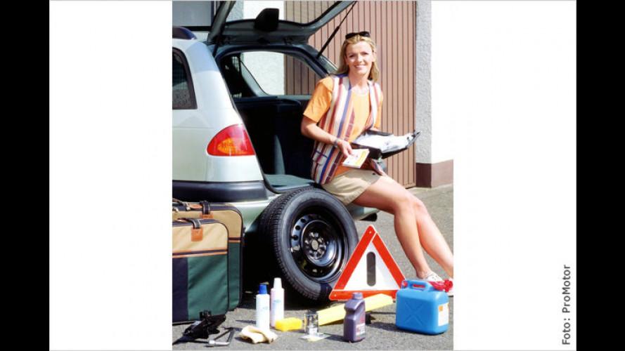 Belade-Tipps: Wie Sie Ihr Fahrzeug richtig beladen