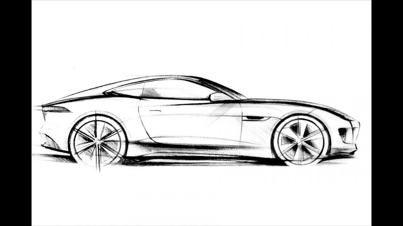 Sportwagen von Jaguar