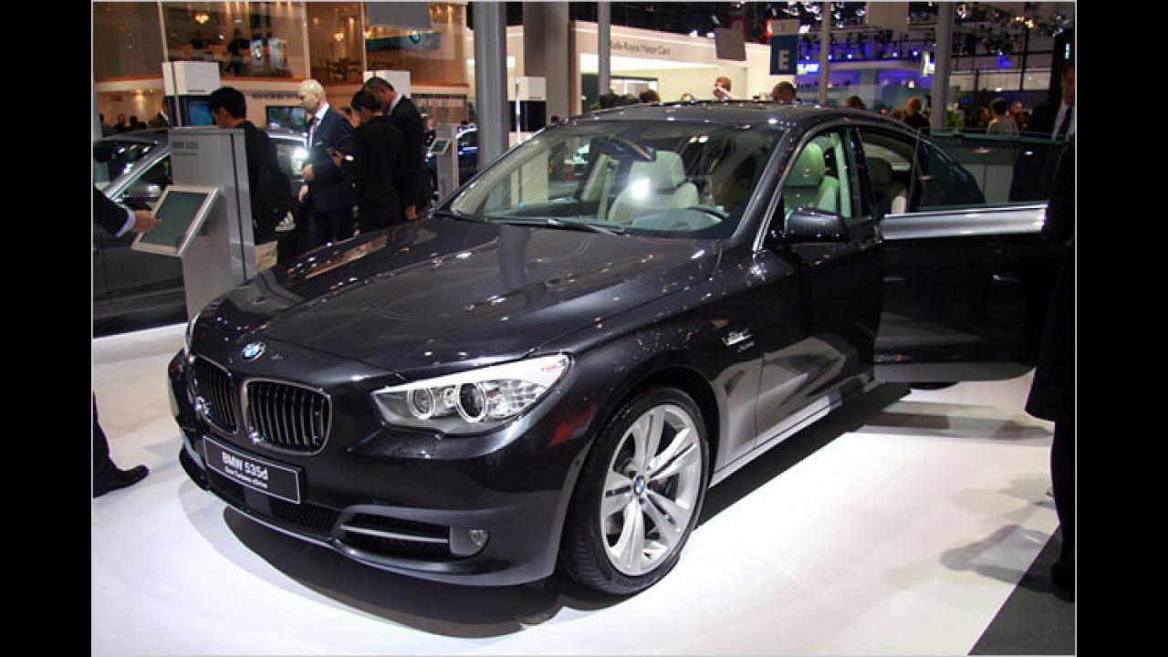 BMW 5er Gran Turismo xDrive