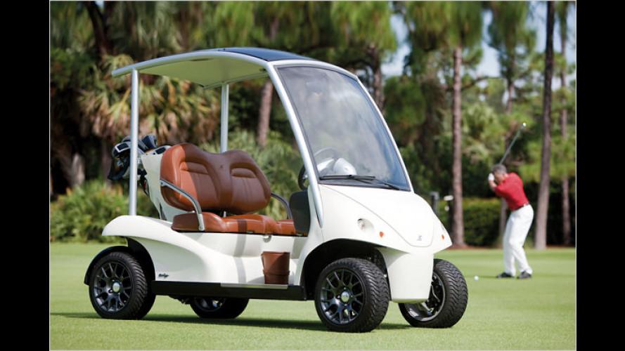 Garia: Der Golfwagen zum Preis eines Golf