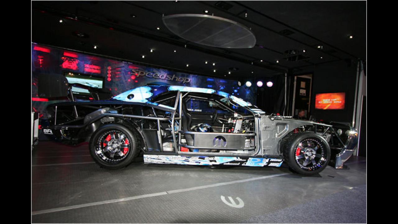 Dodge Drift Challenger
