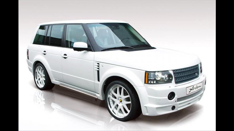 Range Rover im Schottenrock: Der Highlander von Arden