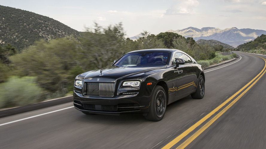 First Drive: 2017 Rolls-Royce Wraith Black Badge