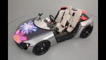 Toyota e Camatte Lab, auto personalizzabile per bambini