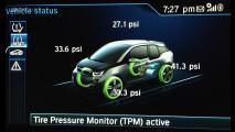 6. TPMS: azzera il sistema di monitoraggio pressione pneumatici