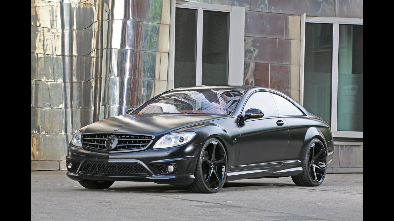 Anderson Mercedes CL65 AMG