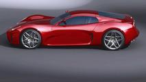 Ferrari F430 Concept by Luca Serafini