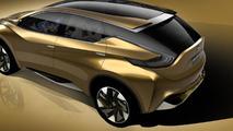 Nissan Resonance Crossover Concept 15.01.2013