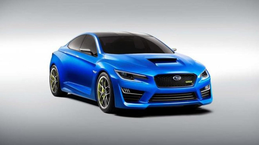 Forget the BRZ, Subaru is working on a mid-engine sports car