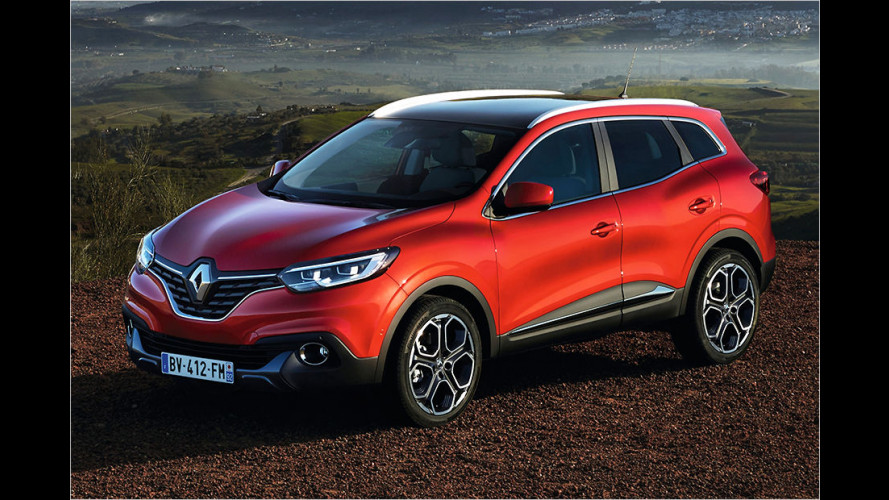Renaults drittes SUV?