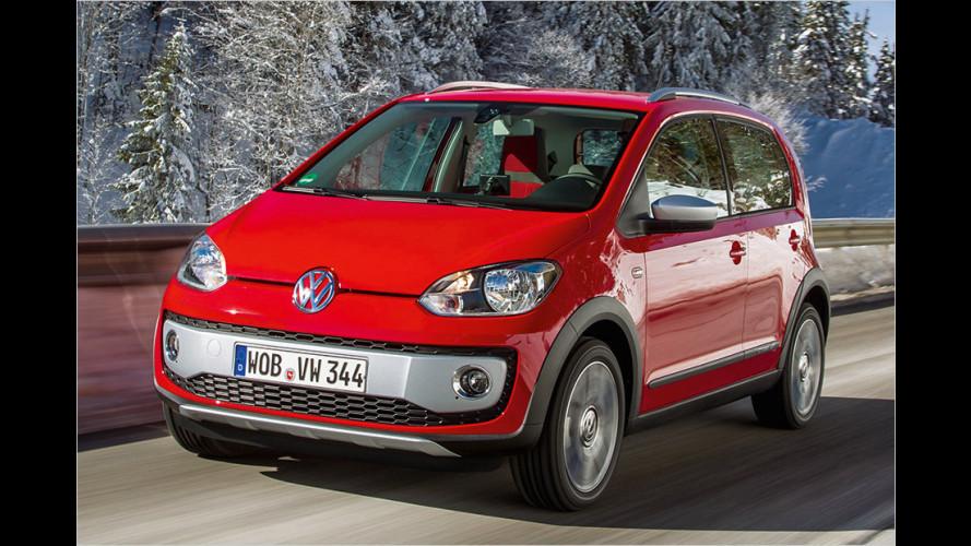 Der Volkswagen Cross Up im Test