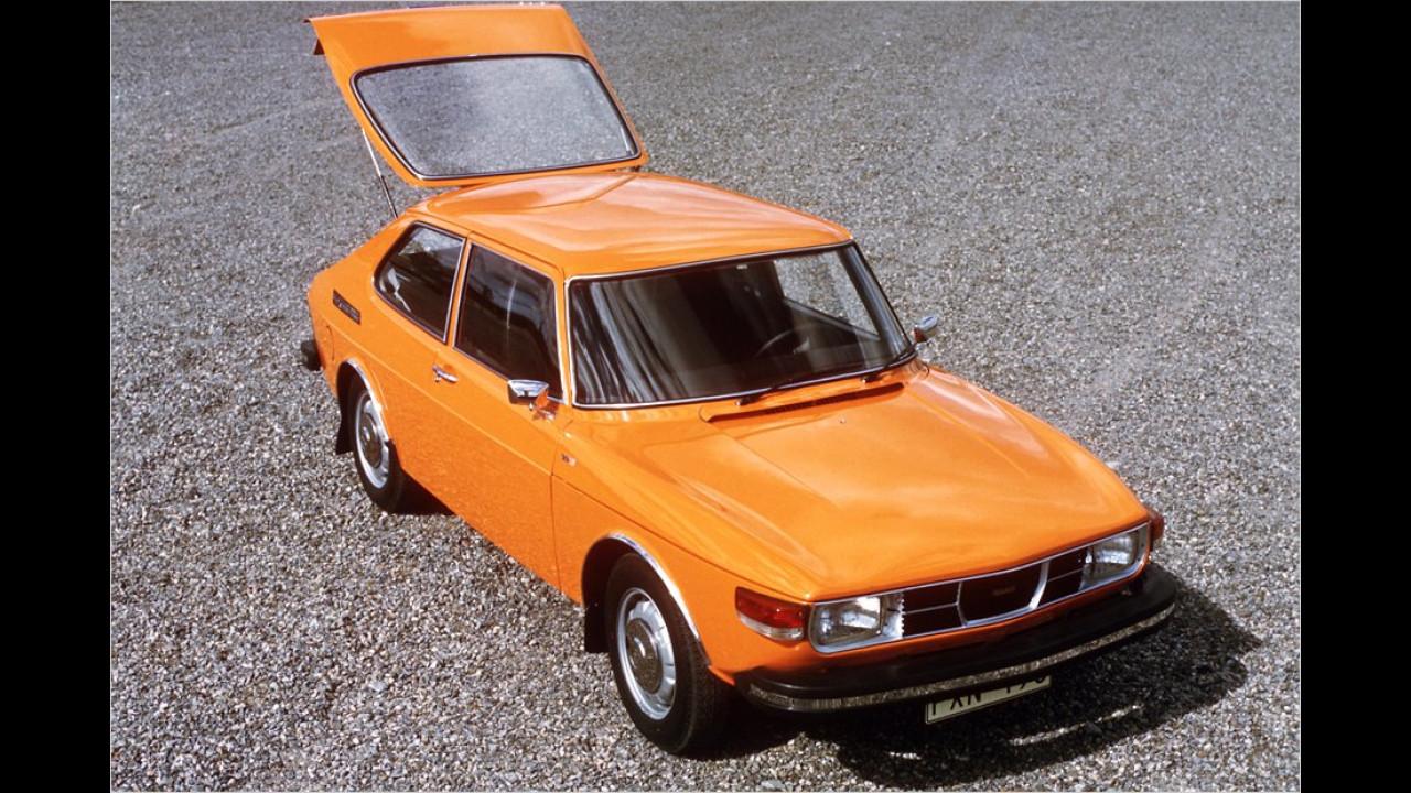 Im Jahr 1974 ergänzte eine Fließheck-Variante das 99-Programm