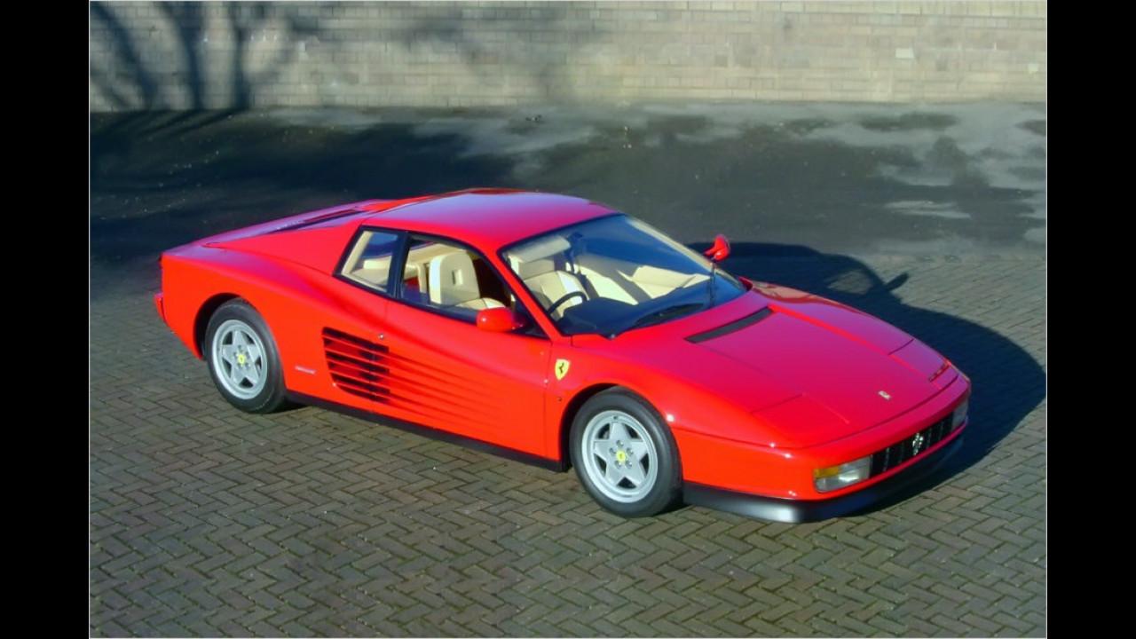 Ferrari Testarossa: Miami Vice (1984-89)