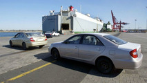 Toyota Sets New Australian Export Record