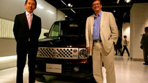 Nissan Cube, March and Lafesta Conran Limited Models