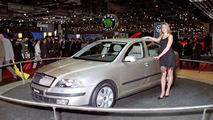 New Skoda Octavia debut at Geneva