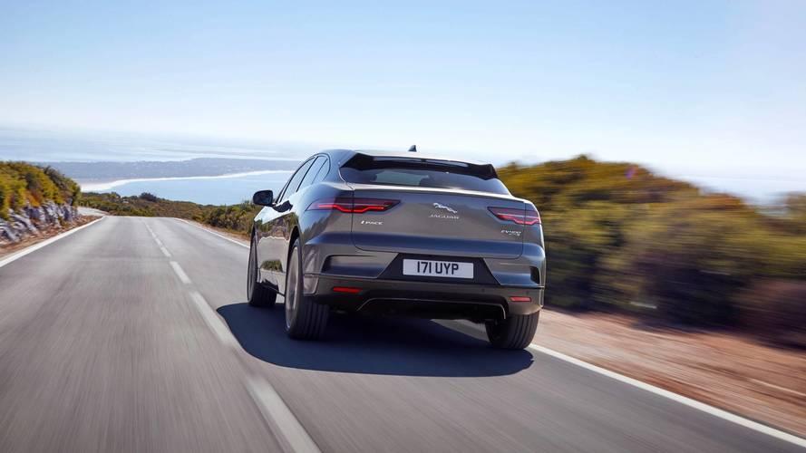 Take that Model X –Jaguar reveals I-Pace electric SUV
