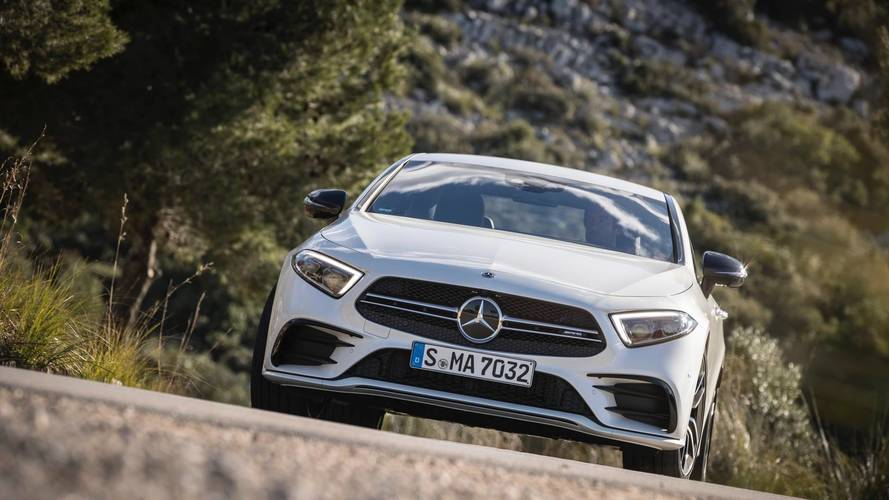 2018 Mercedes-AMG CLS 53 4Matic+ first drive: AMG-lite a talented all-rounder