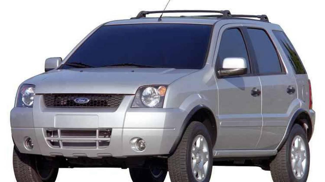 Ford Ecosport história