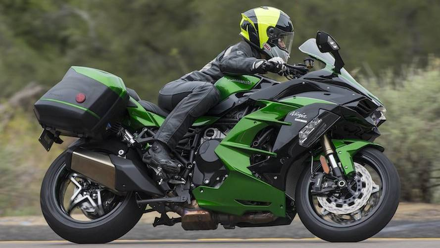 Kawasaki H2 SX Special Edition: First Ride