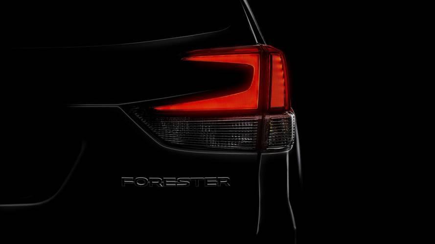 2018 Subaru Forester 28 Mart'ta geliyor