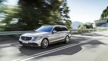 2019 Mercedes C-Class wagon facelift