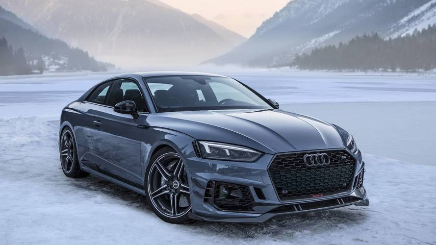 Audi RS5-R By ABT Travels To Austrian Alps For Epic Photo Shoot