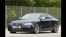 Audi RS 5 mit Tiefgang